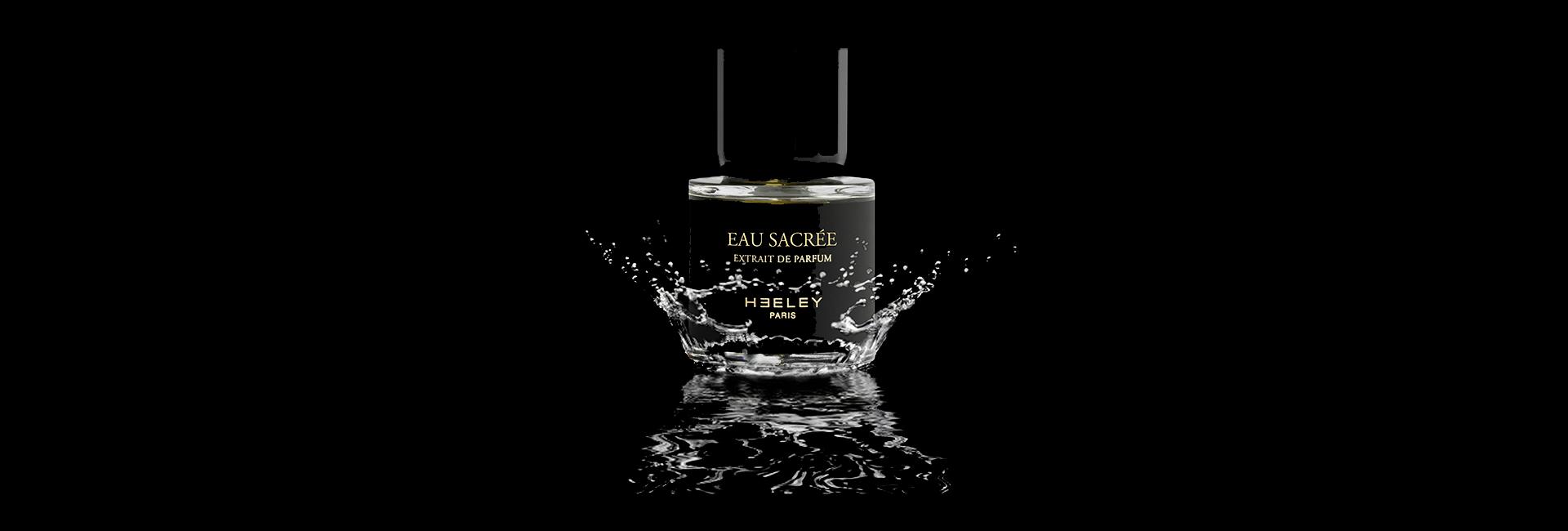 Eau Sacrée, nouvel extrait de parfum de James Heeley