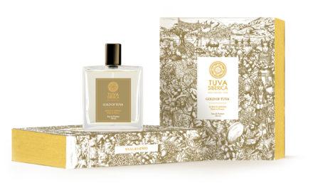 Parfum « Gold of Tuva », Natura Siberica