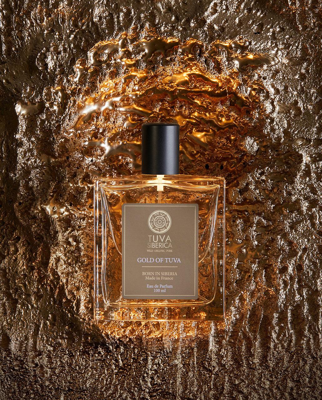 Gold of Tuva, un parfum empli de spiritualité