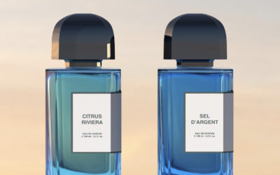 Azur, la nouvelle collection de BDK Parfums