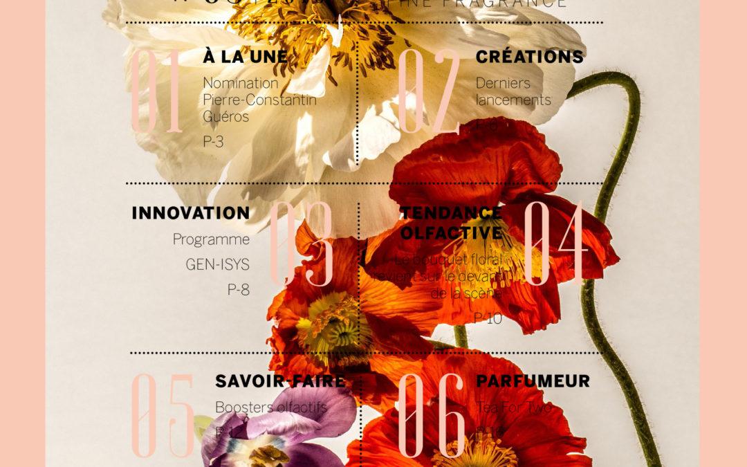 Lettre parfumée #3, toute l'actualité Symrise