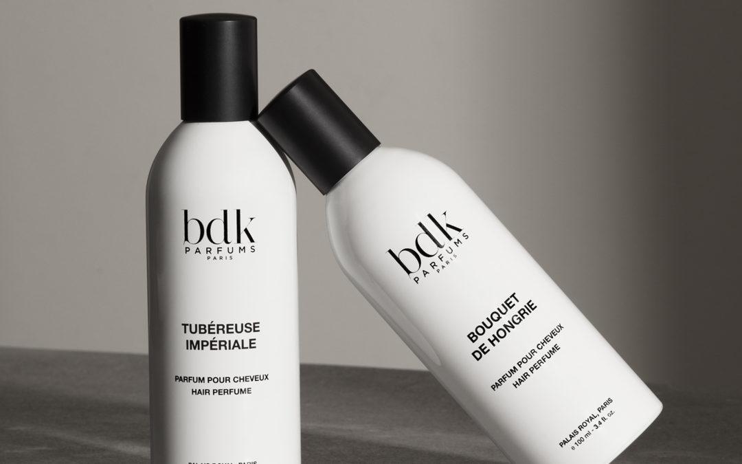 BDK Parfum dévoile ses premiers parfums cheveux